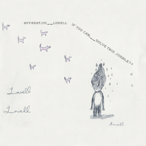 lowell album cover