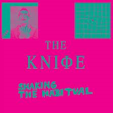 The Knife, Shaking the Habitual, album cover